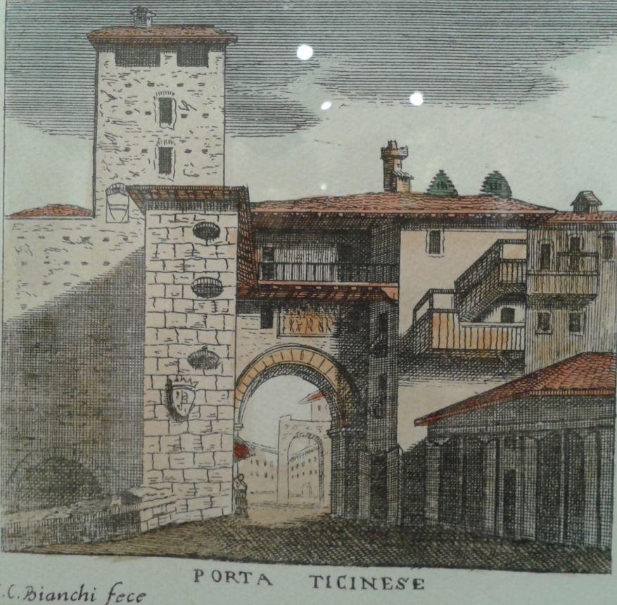 Le antiche Porte di Milano   Geostoria di Milano